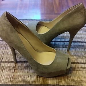 Zara Basic High Heel Shoes